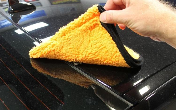 Как убрать птичий помёт с кузова машины