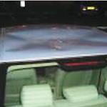 Как отремонтировать крышу автомобиля