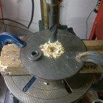 Изготовление Shrinking disc (усадочного диска) своими руками