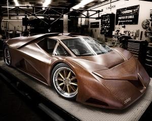 Деревянный автомобиль Splinter