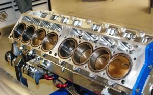 двигатель Devel Sixteen