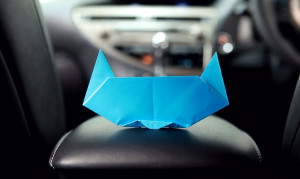 lexus-origami