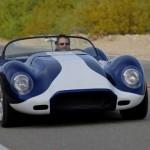 Lucra - современные автомобили с дизайном спорт каров 50-х годов