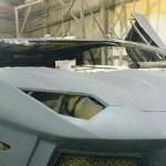 Инженер из Ирана сделал Lamborghini Aventador своими руками