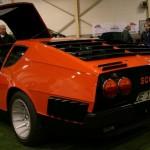 Самодельный норвежский автомобиль Scorpione 1972 года