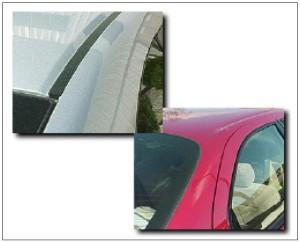 замена крыши автомобиля