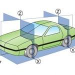 Проверка геометрии кузова автомобиля. Подробно об измерении