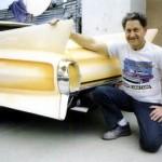 Джин Винфилд,  кастомайзер, автомобильный дизайнер, автомобилестроитель