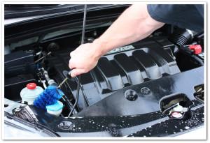 как самому помыть двигатель авто
