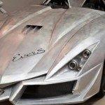 Необычные самодельные спорткары от итальянца