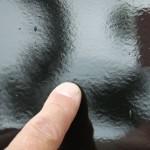 Как красить автомобиль без шагрени?