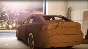 cardboard-car