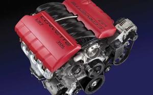 Двигатель супер кара Lucra