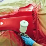Как научиться красить машины?