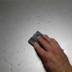 Как убрать шагрень после покраски авто?