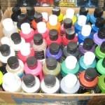 Какие краски использовать с аэрографом для рисования на авто?