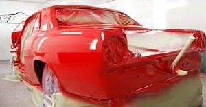Сколько нужно краски для покраски автомобиля?