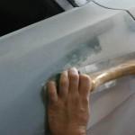 Шлифование в кузовном ремонте
