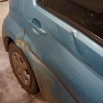 Кузовной ремонт Тойоты Пассо