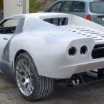 Швед Ронни Норквист сделал спортивное купе с нуля своими руками