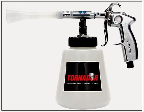 торнадор, аппарат для химчистки