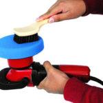Как правильно чистить полировальные круги?